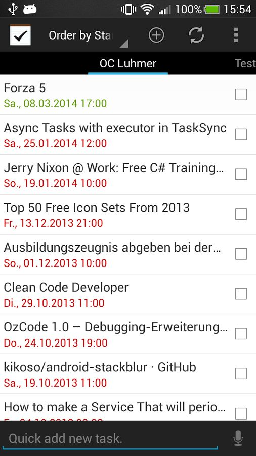 Task Sync - ToDo List - Android Apps on Google Play