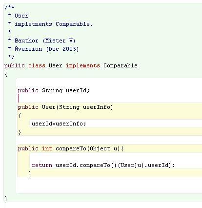 Java: ArrayList Sort - ICS Programming @ SHDHS