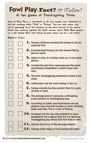 Free Printable Quiz [Template.billybullock.us ]