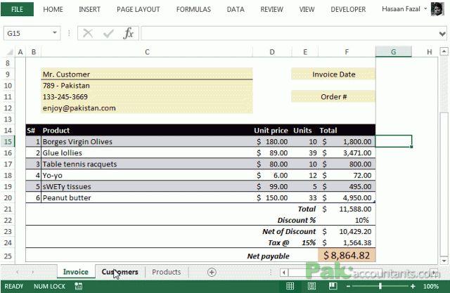 6+ Excel Client Database Templates - Excel Templates