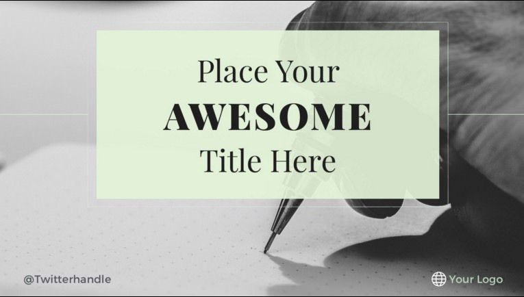 20 Powerpoint Templates You Can Use For Free - Hongkiat
