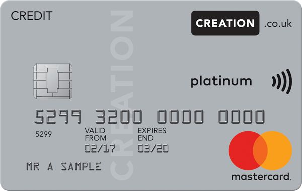 Credit Cards and our best Credit Card Deals | Creation