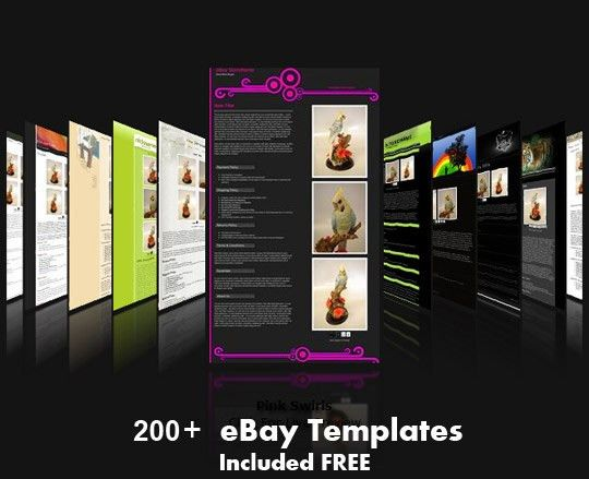 Listing Factory 2017 | Create eBay Templates And HTML Auction ...