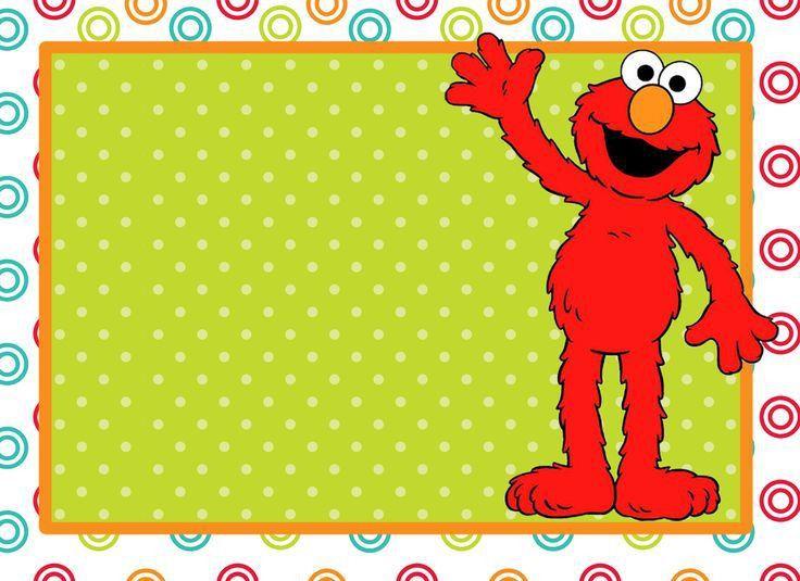 Best 10+ Elmo invitations ideas on Pinterest | Elmo party favors ...