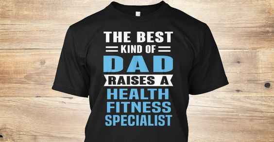Health Fitness Specialist | Dads, Mans health and Hoodies