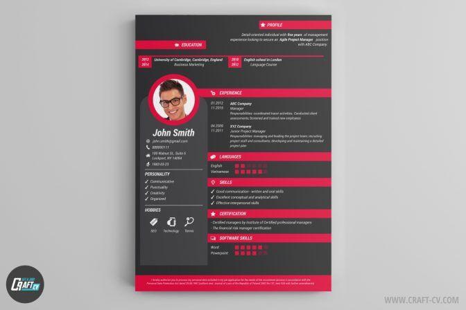 Free Creative Resume Builder   Resume CV Cover Letter