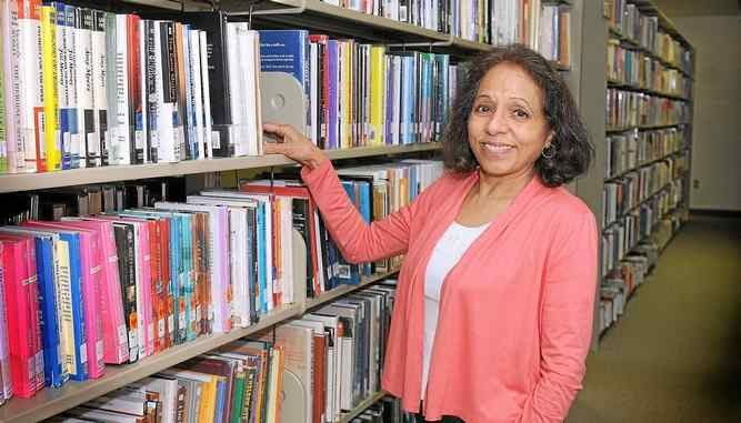Love of reading leads Asha Verma to fulfilling career