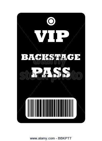 Free Vip Pass Template - cv01.billybullock.us