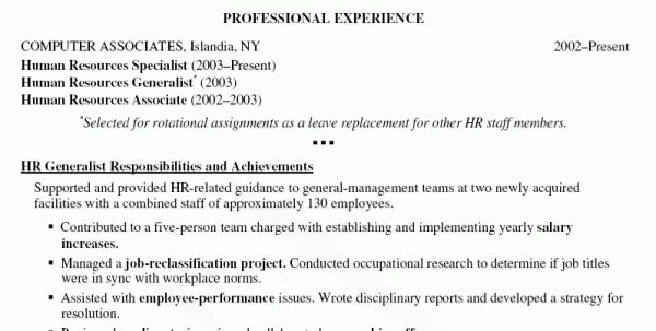 It Specialist Resume Sample Communications Specialist Resume ...