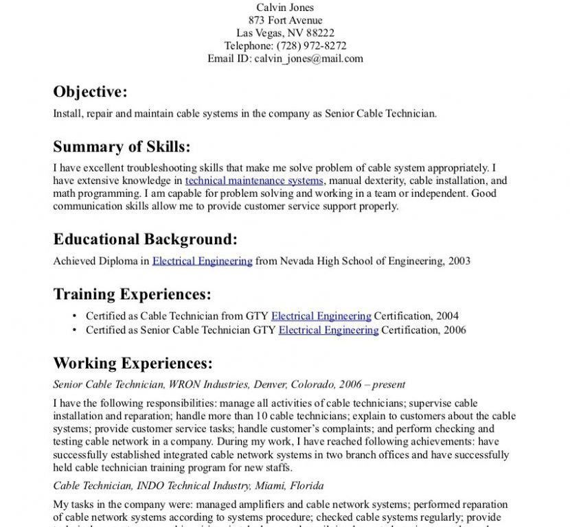 ingenious idea monster resume templates 4 resume examples monster - Monster Resume Templates
