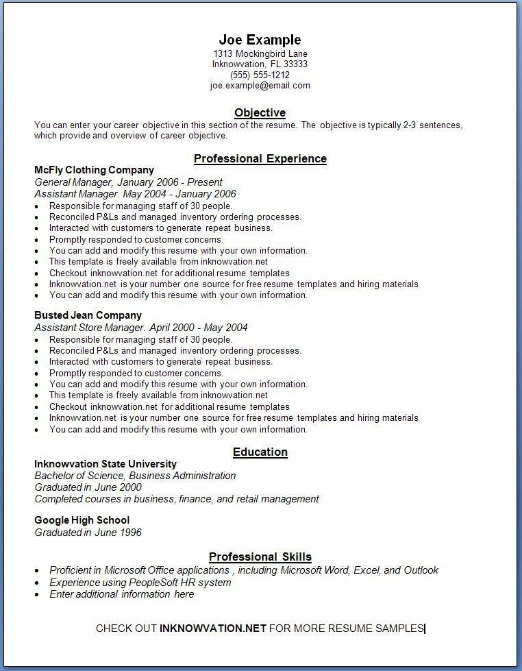 Resume Layouts Free | health-symptoms-and-cure.com