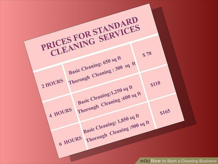 How to Start a Cleaning Business: 15 Steps (with Pictures)