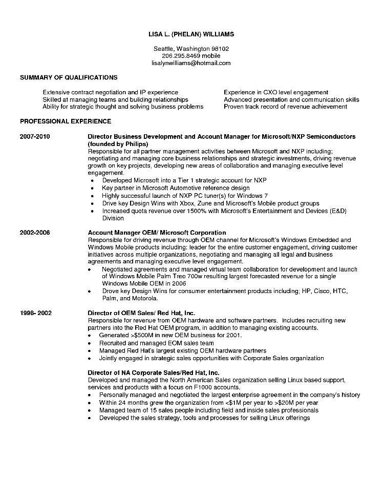 sample resume business development executive free samples. Resume Example. Resume CV Cover Letter