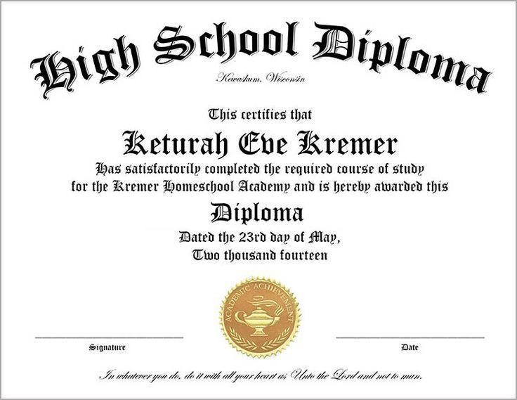 The 25+ best High school diploma ideas on Pinterest | Free high ...