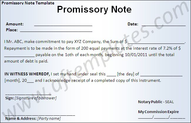 Installment Note State of Texas - super-paydayloansusa