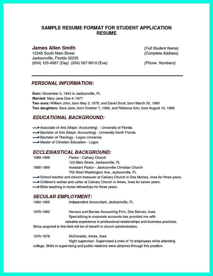 resume template for collegevolunteer resume business letter sample ...