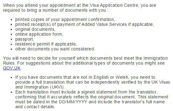 Applying for a UK Visa from Germany | Pinays in Germany