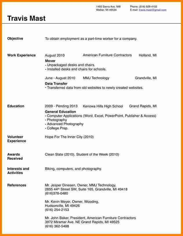 Ms Word Resume Templates. Resume Format 2017 16 Free To Download ...