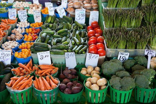 """Casey Do on Twitter: """"AGRICULTURAL MARKET is an example of perfect ..."""