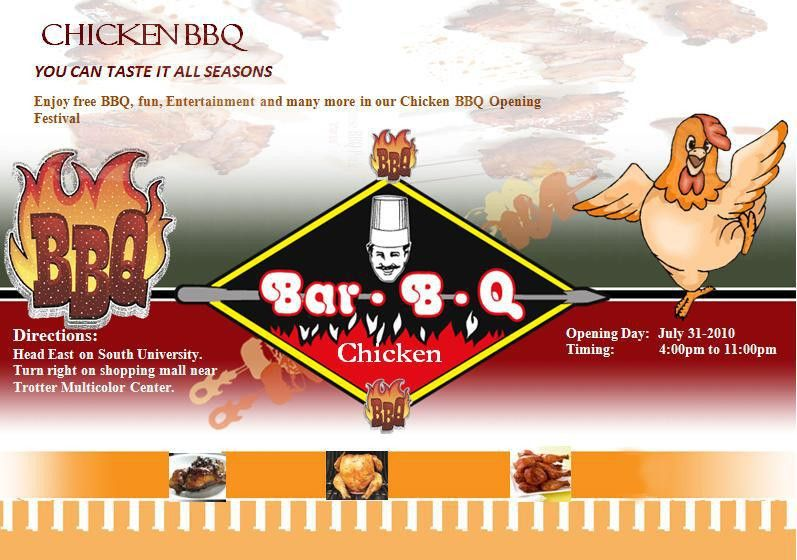 8 Best Images of BBQ Tickets Template - Chicken BBQ Ticket ...