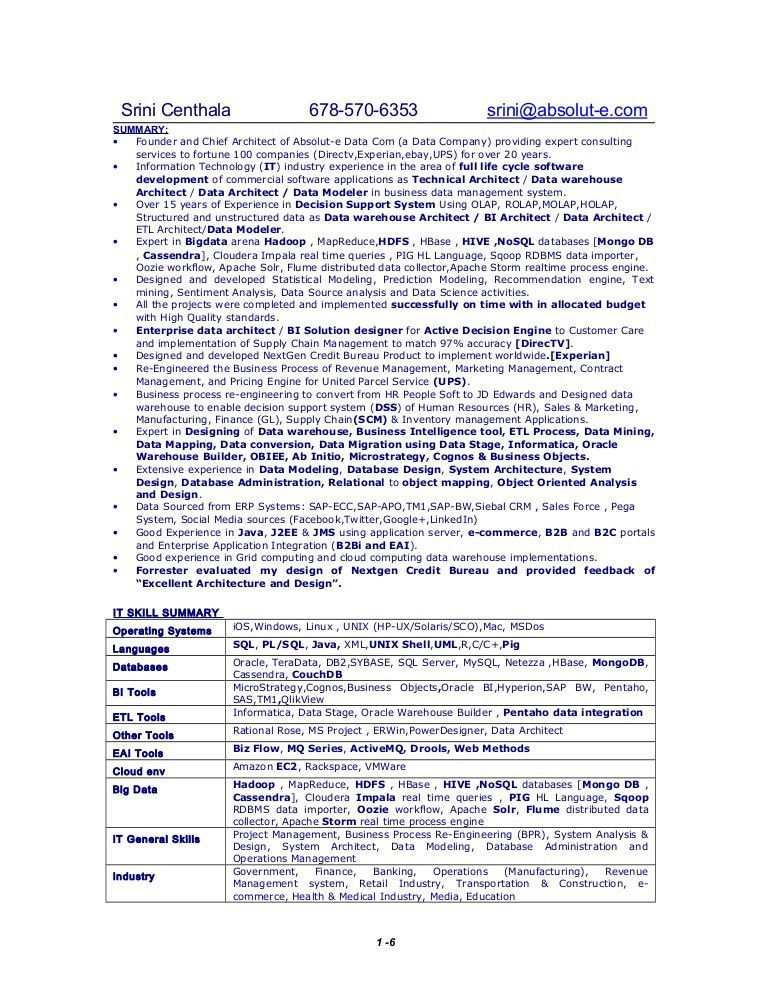 Srini profile-resume 2014-jan