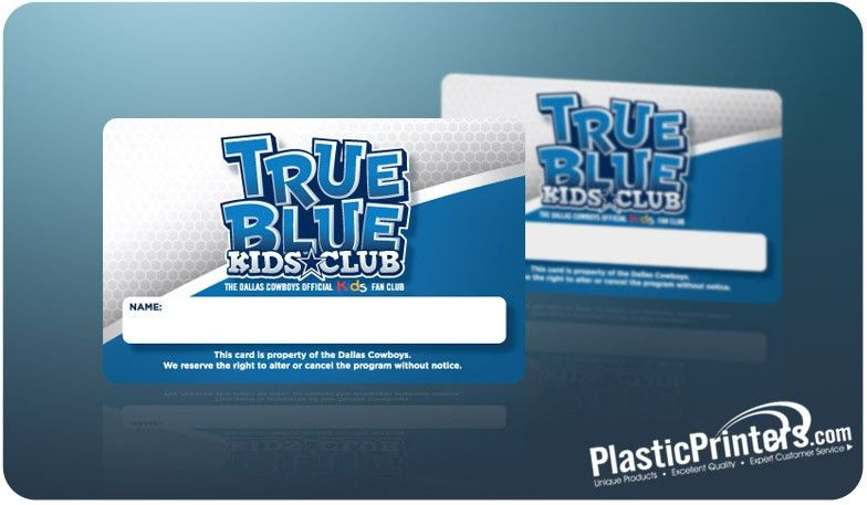 sample kids club card | Membership Cards | Pinterest | Plastic ...