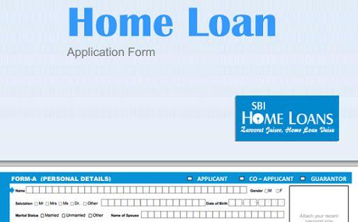 SBI Home Loan Document Checklist