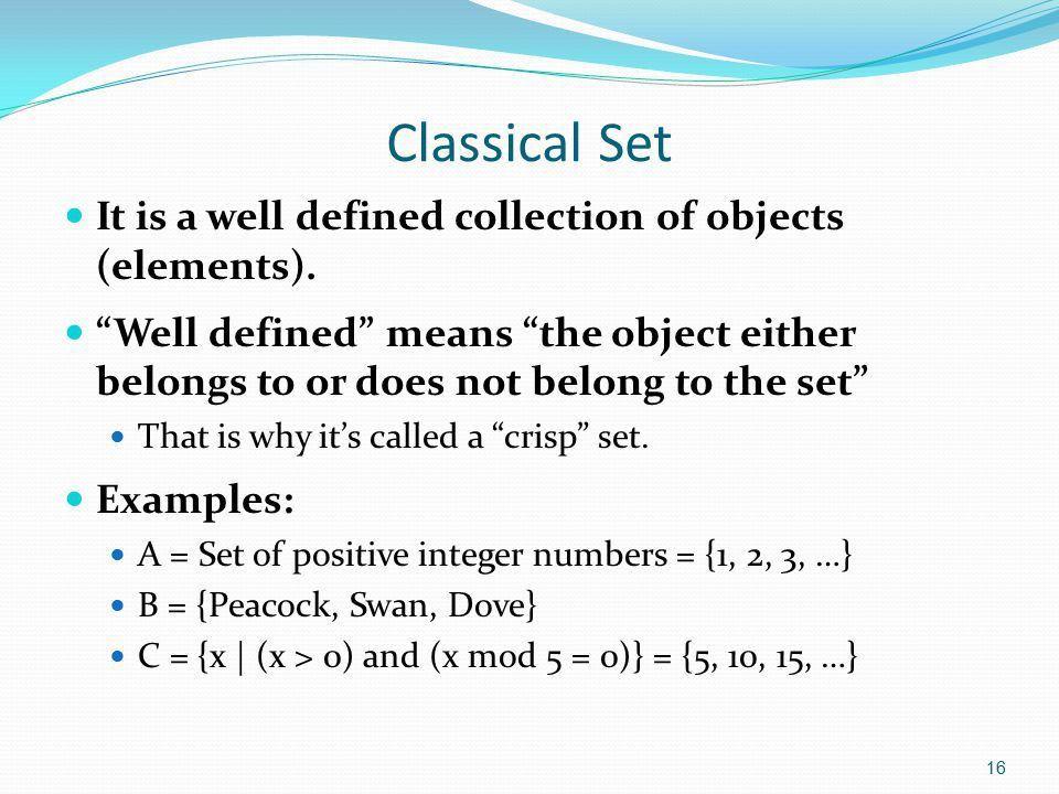 Waqas Haider Bangyal. Course Contents Introduction Crisp ...