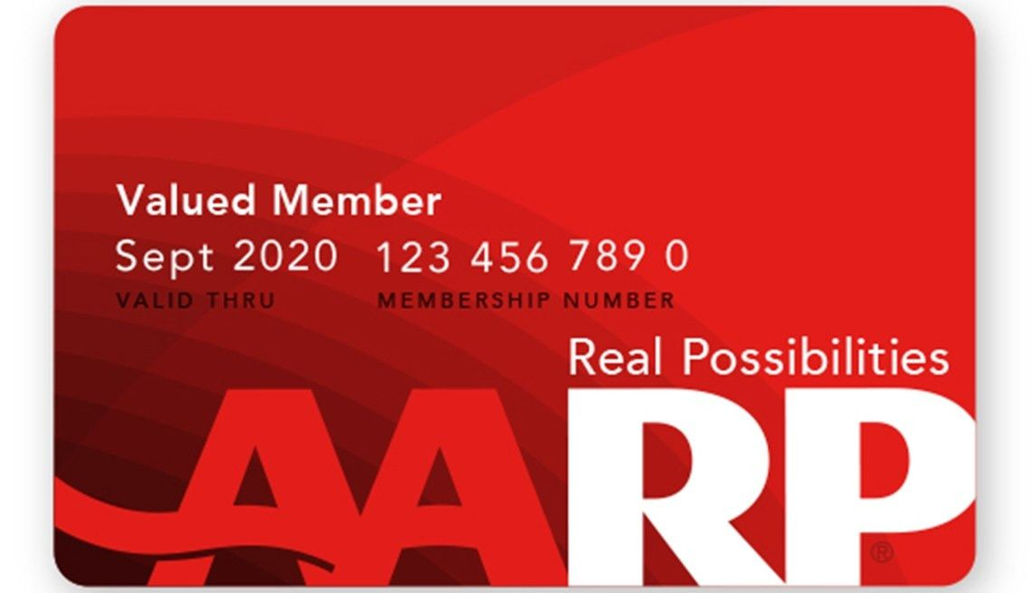 Print Your AARP Membership Card