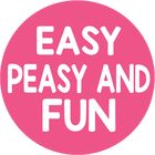 Easy Peasy and Fun Pinterest Account