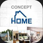 ConceptHome.com Pinterest Account