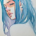 bleu x Pinterest Account