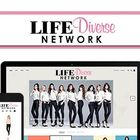 Life Diverse Network Pinterest Account