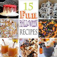 15 Fun Halloween Rec