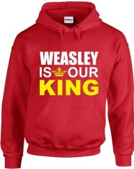 Weasley is our King,