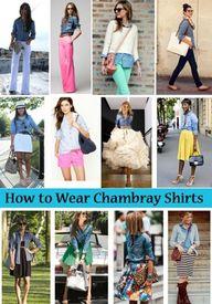 Chambray.