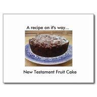 Bible Cake Recipe Po