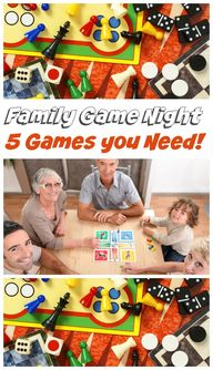 Family Game Night -