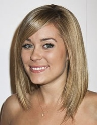 mid length hair cut-