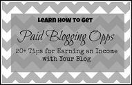 How to get paid blog