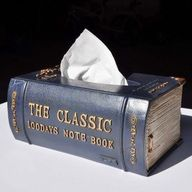 Classic Book Style T