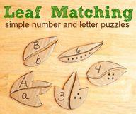 Leaf Matching