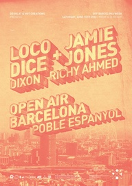 Open Air Barcelona w