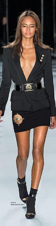 NYFW Versus Versace