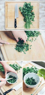 How To Make Parsley