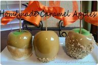 Homemade Carmel Appl
