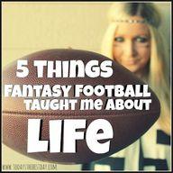 Fantasy Football sea