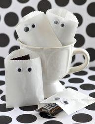 Paper Ghost Favor Ba