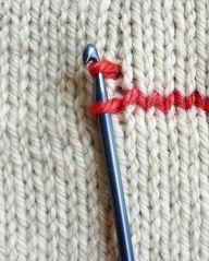 How to crochet verti