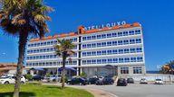 Hotel Louxo na isla...